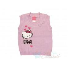 deb50c1d52 Hello Kitty kötött baba, gyerek mellény **(Méret: 74-134)