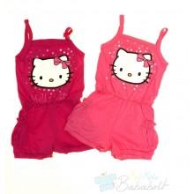 6bd81a90d8 Hello Kitty nyári gyerek overall (méret:92-134)